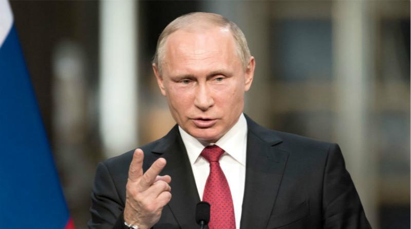 普京说希望英国企业参与落实俄罗斯国家项目