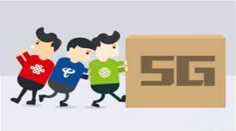 中国三大电信运营商在20多个城市规模测试5G