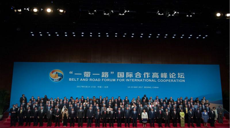 """首届""""一带一路""""国际合作高峰论坛成果全部得到落实"""