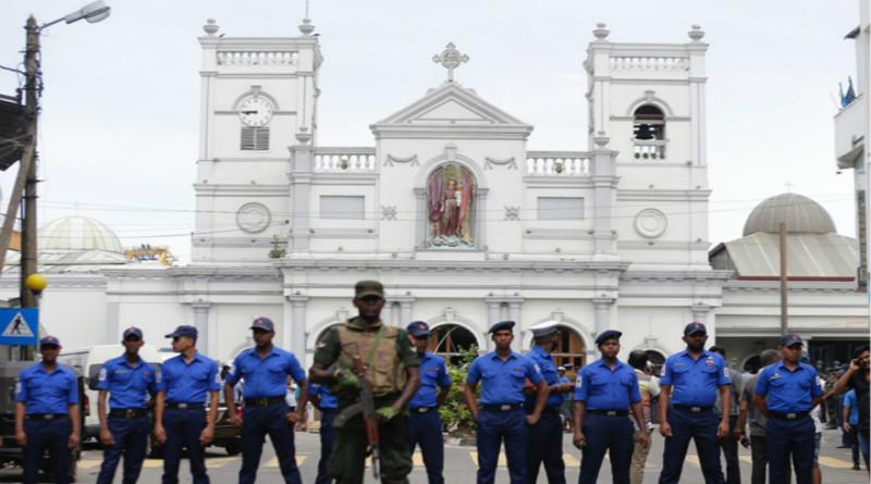 斯里兰卡官员称一本土极端组织涉嫌制造连环爆炸
