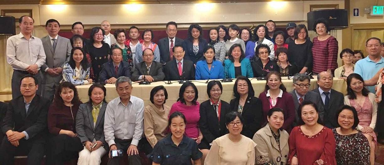 赵美心起草提案 华人社区支持中医针灸进主流
