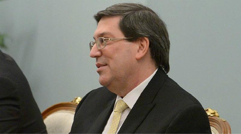 """古巴和加拿大外长讨论美国允许实施""""赫尔姆斯-伯顿法""""第三条"""
