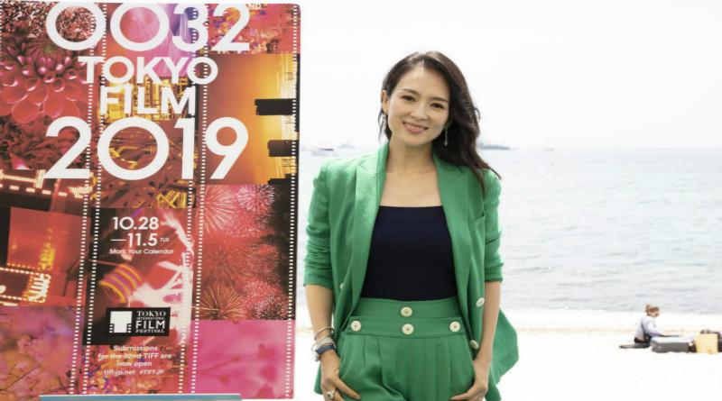 中国演员章子怡将担任第32届东京国际电影节评委会主席