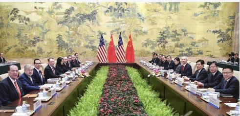 """美贸易代表称""""与中方的对话行不通"""" 外交部回应"""