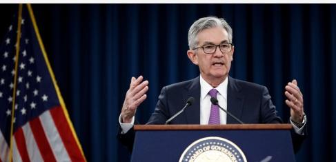 美联储维持联邦基金利率不变