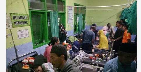印尼东爪哇省一渡轮失火致4人死亡54人失踪