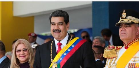 马杜罗证实委内瑞拉政府与美国保持接触