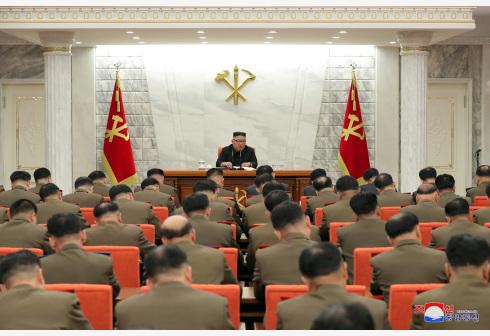 金正恩主持军事会议强调人民军加强道德纪律