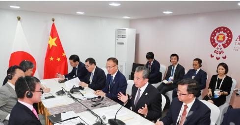 第九次中日韩外长会在京举行