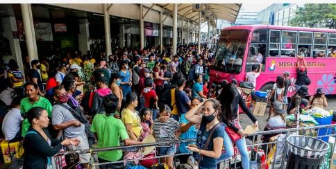 菲律宾新增新冠确诊病例数破千