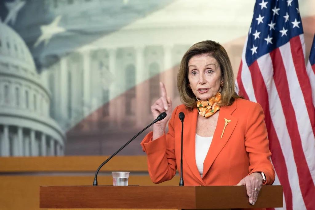 民主党版2.2万亿美元纾困方案,佩洛西和努钦推动大选前达成共识