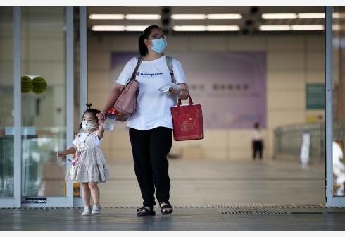 """香港特区政府公布""""来港易""""计划安排"""